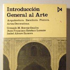 Libros: INTRODUCCIÓN GENERAL AL ARTE - MADRID 1980 - ILUSTRADO. Lote 294382943
