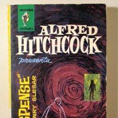 Libros: HITCHCOCK, ALFRED - SLESAR, HENRY - SUSPENSE - BARCELONA 1963. Lote 294382953