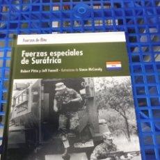 Livros em segunda mão: FUERZAS DE ÉLITE . FUERZAS ESPECIALES DE SUDÁFRICA . OSPREY. Lote 294448873
