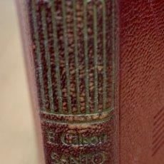 Libros: SANTO TOMÁS DE AUINO. ETIENNE GILSON. CRISOL. AGUILAR. MADRID 1944.. Lote 294570998