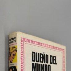 Libros: DUEÑO DEL MUNDO - JULIO VERNE. Lote 294956013