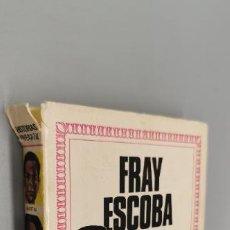 Libros: FRAY ESCOBA. Lote 294956278