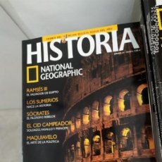 Libros: NATIONAL GEOGRAPHIC HISTORIA. Lote 294960358