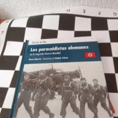 Livros em segunda mão: OSPREY FUERZAS DE ÉLITE . LOS PARACAIDISTAS ALEMANES. Lote 295044368