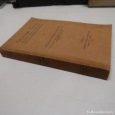Livros em segunda mão: QUESTIONS CIVILS: ESTUDIADES SEGONS NOSTRE DRET PER LLUIS DE PEGUERA I EXTRACTADES - MASPONS ANGLASE. Lote 151859886