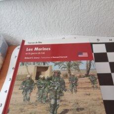 Livros em segunda mão: OSPREY FUERZAS DE ÉLITE LOS MARINES EN LA GUERRA DE IRAK. Lote 295359228