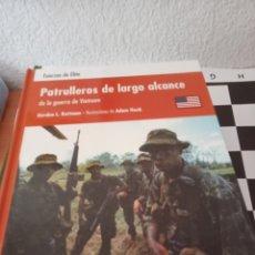 Livros em segunda mão: OSPREY FUERZAS DE ÉLITE PATRULLEROS DE LARGO ALCANCE EN VIETNAM. Lote 295359958