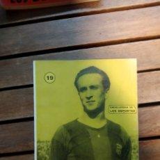 Libros: Nº 16, KOPA EL NAPOLEÓN DEL FÚTBOL. 1958 LA ENCICLOPEDIA DE LOS DEPORTES.. Lote 295363953