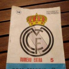 Libros: REAL MADRID. 1958. ED. ARPEN. EXTRA NÚM. 5. 18. ENCICLOPEDIA DE LOS DEPORTES. FÉLIX MARTIALAY. Lote 295366078
