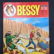 Libros: BESSY N 644 ( BASTEI) RARO. AÑO 1970. Lote 295432878