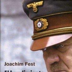 Libros: EL HUNDIMIENTO. HITLER Y EL FINAL DEL TERCER REICH. - FEST, JOACHIM. Lote 295438108