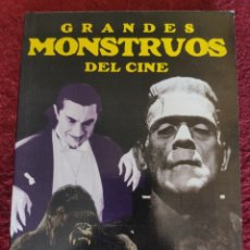 Libros: GRANDES MONSTRUOS DEL CINE. MIGUEL JUAN PAYÁN. Lote 295490348