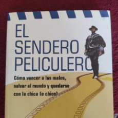 Libros: EL SENDERO PELICULERO. GONZALO GARCÍA VELASCO. Lote 295491103