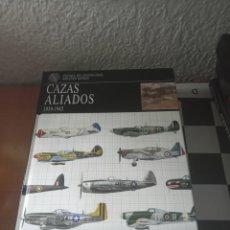 Livros em segunda mão: FICHAS DE TECNOLOGÍA MILITAR . CAZAS ALIADOS . 1939-1945. Lote 295525048
