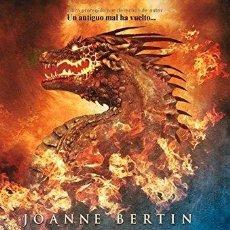 Libros: EL ÚLTIMO SEÑOR DEL DRAGÓN - BERTIN, JOANNE. Lote 295619618