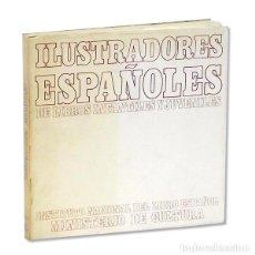 Libros: ILUSTRADORES ESPAÑOLES DE LIBROS INFANTILES Y JUVENILES. Lote 295632063