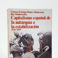 Libros: CLAVERA (JOAN), ESTEBAN (JOAN M.), MONÉS (M. ANTÒNIA), MONTSERRAT (ANTONI) Y ROS HOMBRAVELLA (J.). C. Lote 295632103