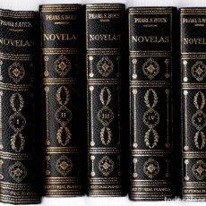 Libros: NOVELAS (5 VOLS) - BUCK, PEARL S.. Lote 295695108