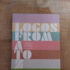 Libros: LOGOS FROM A TO Z. Lote 295737848