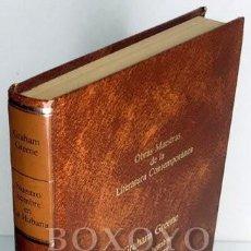 Libros: GREENE, GRAHAM. NUESTRO HOMBRE DE LA HABANA. Lote 295812203
