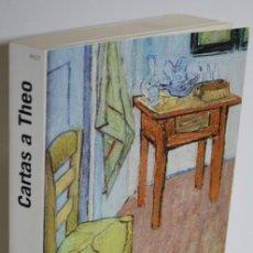 Libros: CARTAS A THEO - VAN GOGH, VINCENT. Lote 296593838
