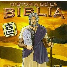 Libros: PACK HISTORIA DE LA BIBLIA DE OSAMU TEZUKA (HISTORIAS DE LA BIBLIA). Lote 296606318