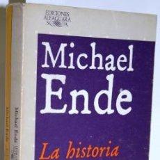 Libros: LA HISTORIA INTERMINABLE - ENDE, MICHAEL. Lote 296592813