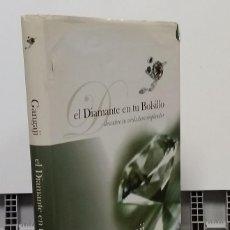 Libros: EL DIAMENTE EN TU BOLSILLO. DESCUBRE TU VERDADERO RESPLANDOR - GANGAJI. Lote 296713363