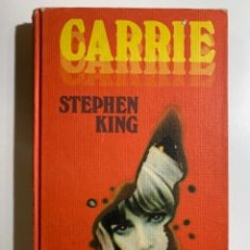 Libros: CARRIE STEPHEN KING. Lote 296794393