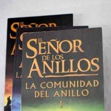 Libros: EL SEÑOR DE LOS ANILLOS.- TOLKIEN, J. R. R.. Lote 296926878