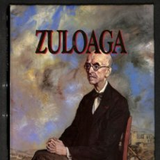 Libros: ZULOAGA. LOS GENIOS DE LA PINTURA ESPAÑOLA, 21. - CLARA JANÉS. Lote 297152503