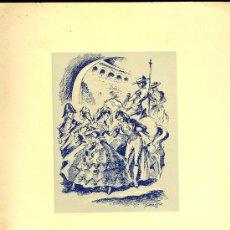 Líneas de navegación: MENÚ. MOTONAVE CAVADONGA. 1960. COMPAÑIA TRASATLANTICA ESPAÑOLA, S.A.. Lote 8702440