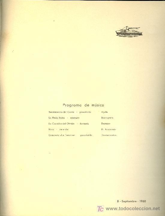 Líneas de navegación: COMPAÑIA TRASATLANTICA ESPAÑOLA. MENU. MONTANAVE COVADONGA. AÑO 1960 - Foto 3 - 10227527