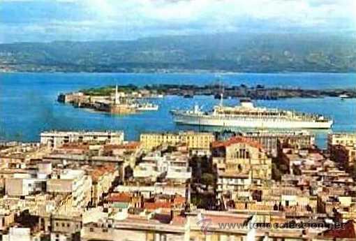 Líneas de navegación: Programa De Festejos Del Barco Cristoforo Colombo - acuarelista ALDO RAIMOINDI - Setiembre 1976 - Foto 4 - 27330514
