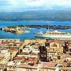 Líneas de navegación: MENÚ DEL BARCO CRISTOFORO COLOMBO 25 SETTEMBRE 1976-ACUARELISTA:ALDO RAIMONDI-COMMIATO.. Lote 26411179