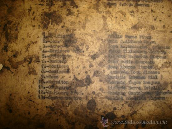 PETROLERO CAMPONAVIA. CARTA DE NAVEGACION Y LISTA DE EMBARQUE. EXPLOSION. PETROGEN ONE. LEER (Coleccionismo - Líneas de Navegación)