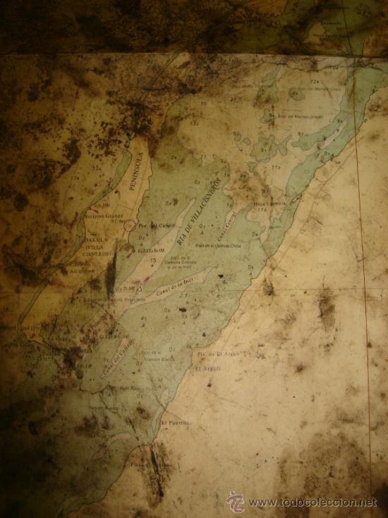 Líneas de navegación: PETROLERO CAMPONAVIA. CARTA DE NAVEGACION Y LISTA DE EMBARQUE. EXPLOSION. PETROGEN ONE. LEER - Foto 10 - 136075954