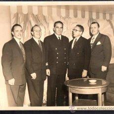 Líneas de navegación: COLECCION 15 FOTOGRAFIAS DEL BUQUE GUADALUPE EN SU VIAJE INAUGURAL NUEVA YORK . 1953. LEER. Lote 37103557