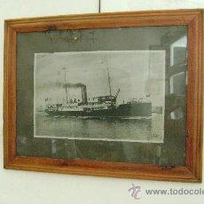 Líneas de navegación: BARCO VICENTE PUCHOL. Lote 37560422