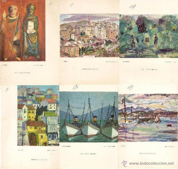 EXCEPCIONAL LOTE 25 MENUS COLECCION YBARRA - CABO SAN ROQUE - MENU 1968 - DIFERENTES - 35X25 (Coleccionismo - Líneas de Navegación)