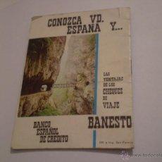 Líneas de navegación: IBERIA.DELEGACION DE SEVILLA.HORARIOS LOCALES.NOVIEMBRE 1969.. Lote 48308085