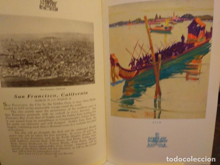 Líneas de navegación: Canadian Pacific.Sixth Annual Round the world Cruise. 1928-29. - Foto 5 - 68426245