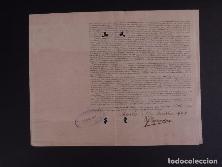 Líneas de navegación: LA BÉTICA 1904 - Foto 3 - 74677991