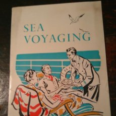 Líneas de navegación: COOK'S WORLD TRAVEL SERVICE. SEA VOYAGING 1950-1 BARCO BUQUE. Lote 76686847