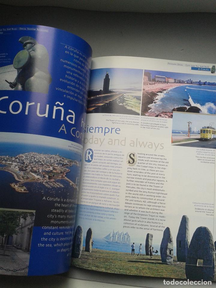 Líneas de navegación: The Cutty Sark Tall Ship´s Races. Alicante. La Coruña. Málaga. Santander. Tema Barcos. - Foto 2 - 79366125