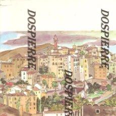 Linhas de navegação: CARTA-MENÚ, CABO SAN ROQUE, 1973, COLECCIÓN YBARRA, CUENCA, C. MARTÍNEZ NOVILLO. Lote 200844800