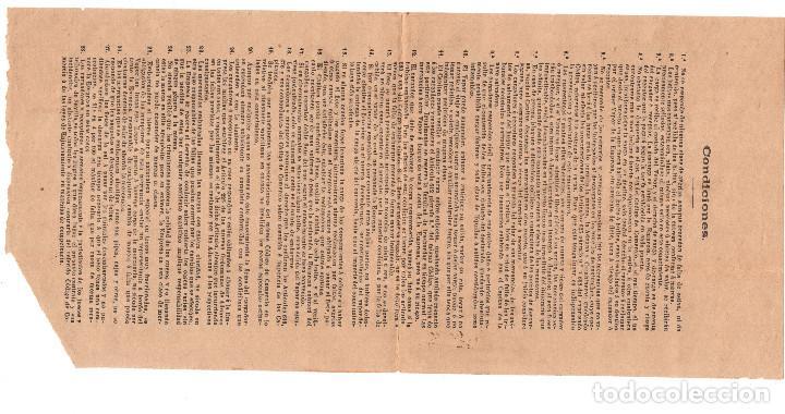 Líneas de navegación: CÁDIZ 1887 CONOCIMIENTO DE EMBARQUE BOTELLAS DE VINO CON DESTINO A SANTANDER. - Foto 2 - 117033695