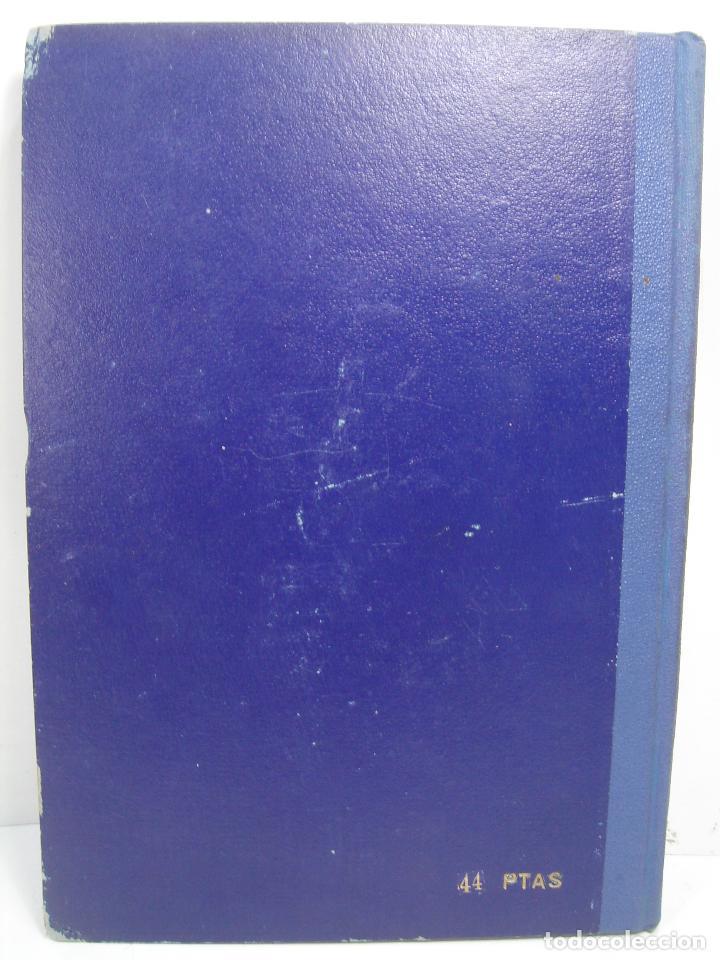 Líneas de navegación: CUADERNO DE MAQUINAS 1957 -VAPOR MALLORCA-EDICIONES FRAGATA-SELLADO COMANDANCIA MARINA VALENCIA - Foto 11 - 118287147