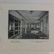 Líneas de navegación: COMPAÑIA TRASATLÁNTICA. ITINERARIOS Y TARIFAS DESDE PUERTOS DE ESPAÑA. 1913. Lote 118311160