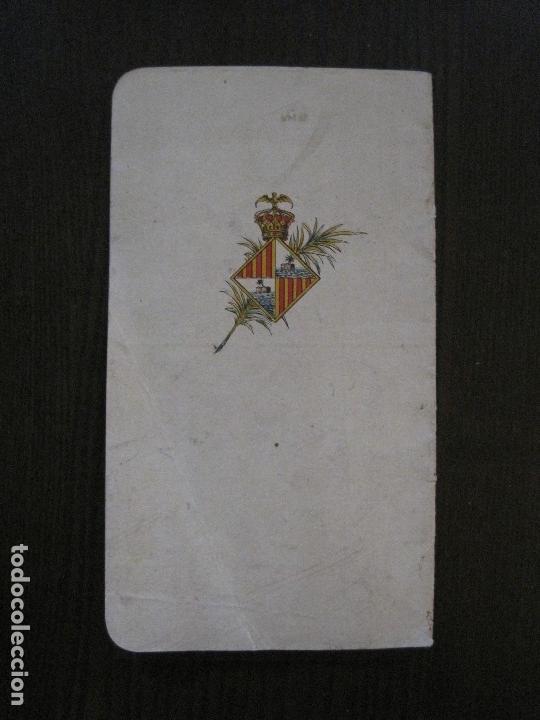 Líneas de navegación: ISLEÑA MARITIMA - PALMA MALLORCA- COMUNICACIONES MARITIMAS -AÑO 1914 -VER FOTOS-(V-14.580) - Foto 17 - 121894879